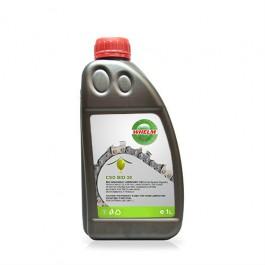 Βιολογικά λuπαντικά απ 'τον πυρήνα της ελιάς . Προϊόντα κατάλληλα για τη λίπανση αλυσίδων αλυσοπρίονων . Βιοδιασπώμενα . Φιλικό προς το περιβάλλον . Αποκλειστικά για εξωτερική χρήση .